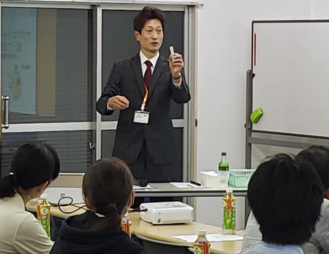 花東日本 くすの木薬局 薬局長 相良恵介氏