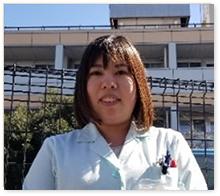 福寿会足立東部病院 ソーシャルワーカー 髙橋 茄那さん